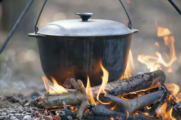 Beginners Tips for Campfire cooking